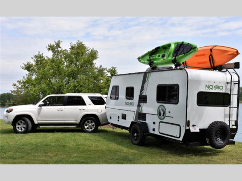 Forest River No Boundaries No Bo Travel Trailer Camper