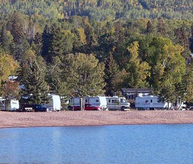 campground-harbor-sites