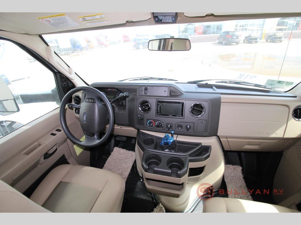 Winnebago Minnie Winnie Class C Motorhome Driver Seat