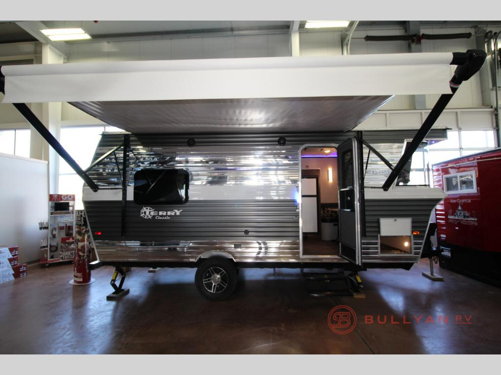 Heartland Terry Classic Travel Trailer Exterior