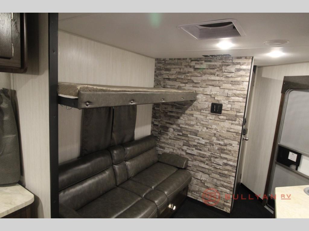 slip up sofa in ice house