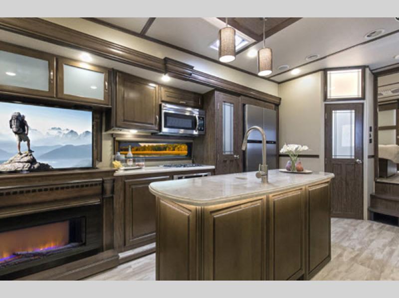 kitchen in solitude