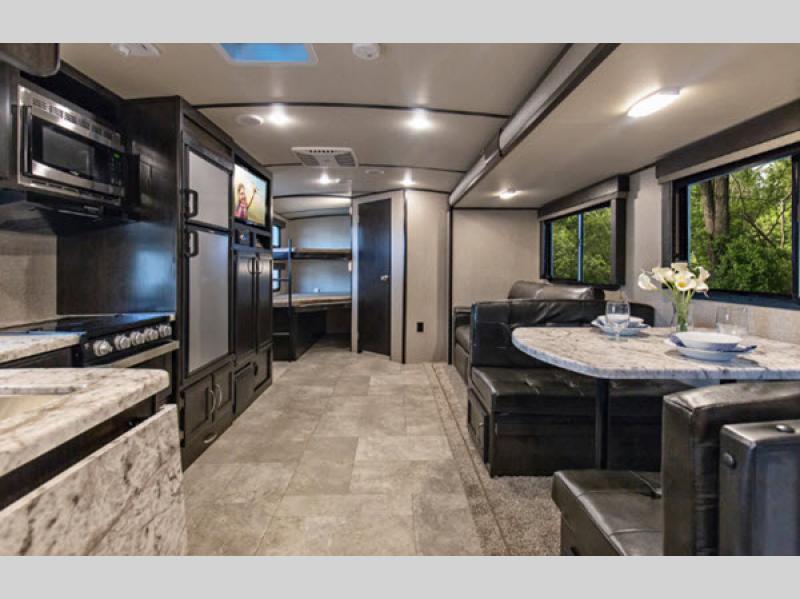 Grand Design Imagine living area