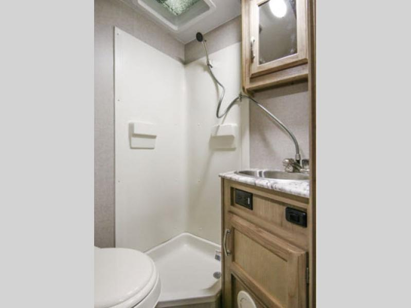 bathroom micro minnie travel trailer