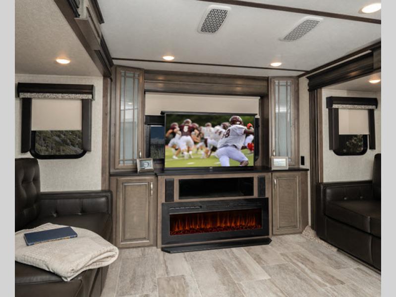 keystone Montana living room