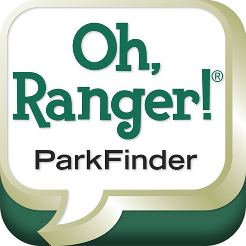 oh ranger park finder app