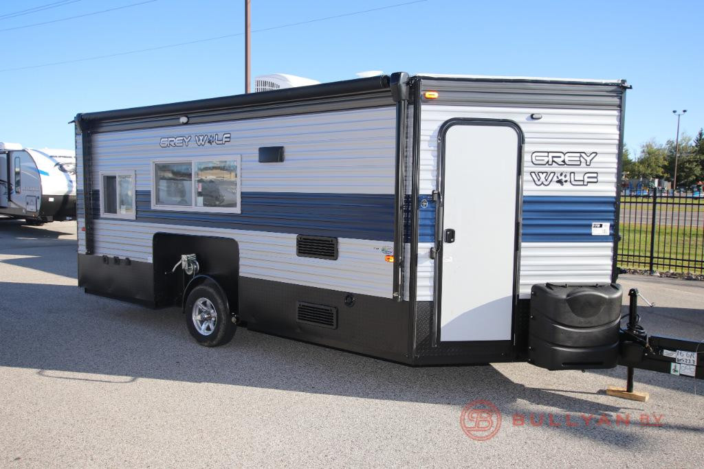 New 2020 Forest River RV Cherokee Grey Wolf 16GR