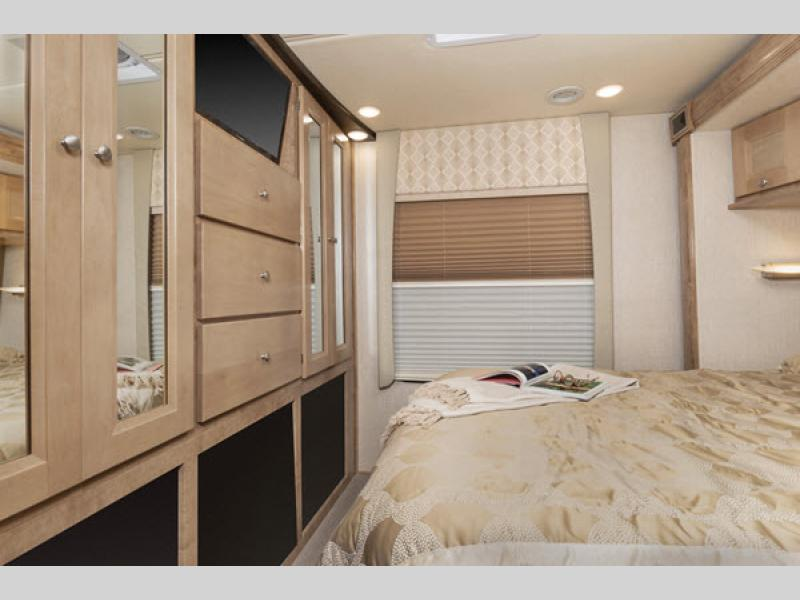 coachmen concord bedroom