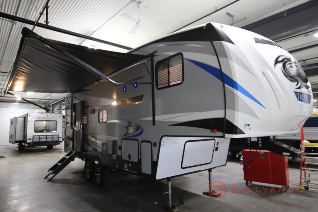 New 2021 Forest River RV Cherokee Arctic Wolf 251MK