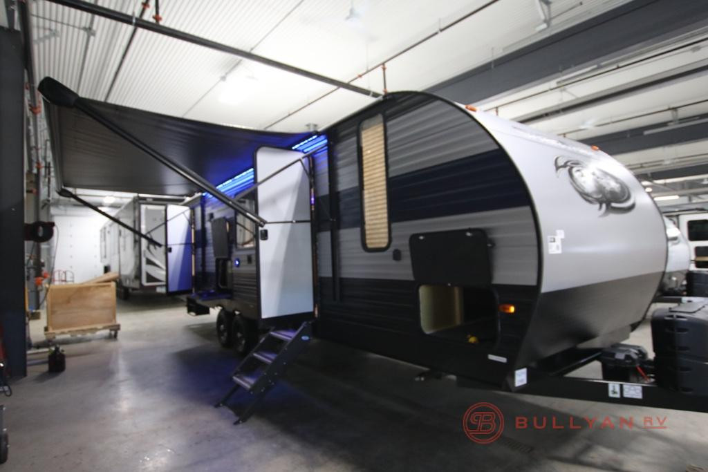 New 2021 Forest River RV Cherokee 274BRB