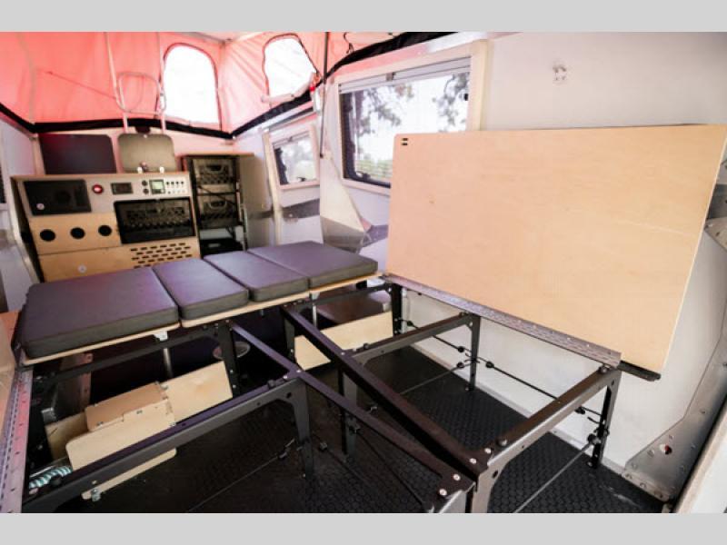 cricket RV interior