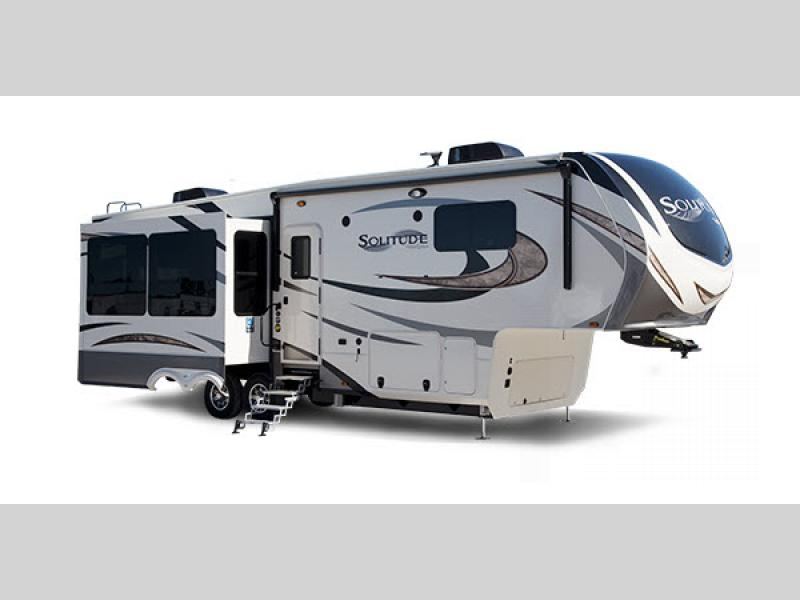 RVs with Bath and a Half